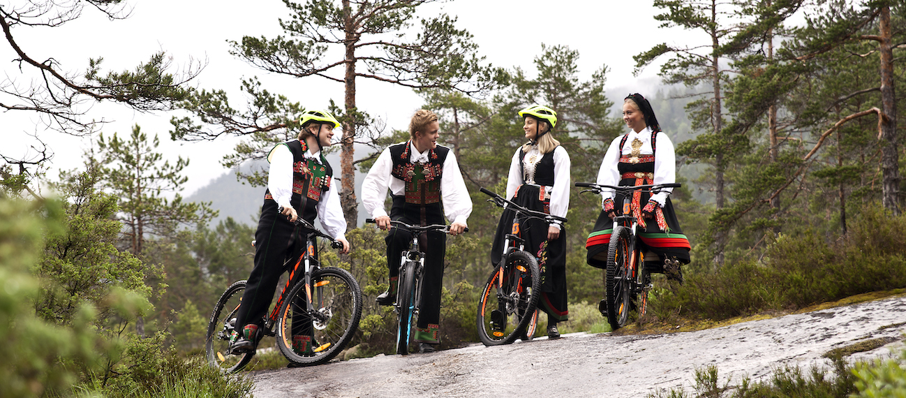Piloting an integrated system for e-bikes + car sharing to increase mobility in Setesdal.