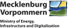 The Ministry of Energy, Infrastructure and Digitalization, Mecklenburg Vorpommern, Germany